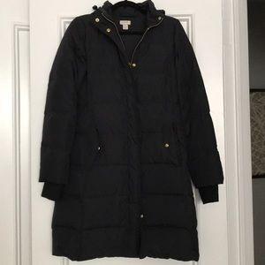 J.Crew Factory Puffer Coat XS